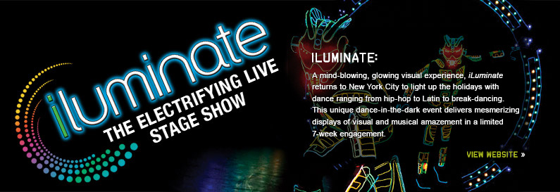 iLuminate at New World Stages