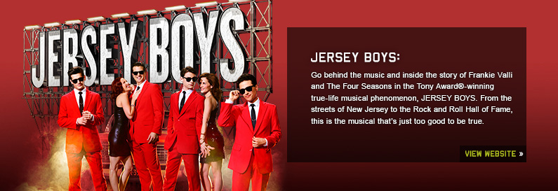 Jersey Boys New World Stages Off Broadway Show Tickets