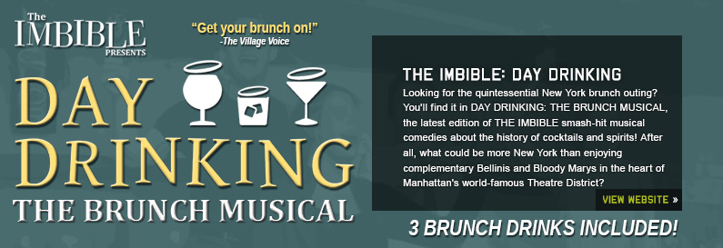 The Imbible Day Drinking New World Stages Off Broadway