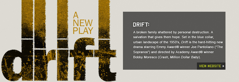 Drift a new p;ay at New World Stages