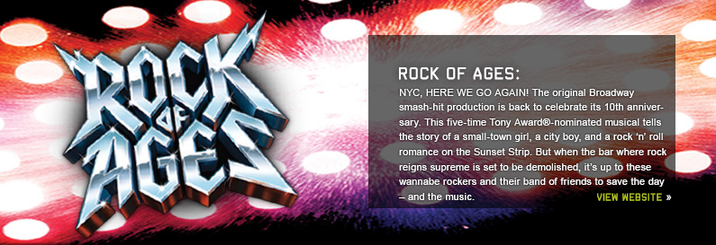 Rock of Ages opens to show website in new tab